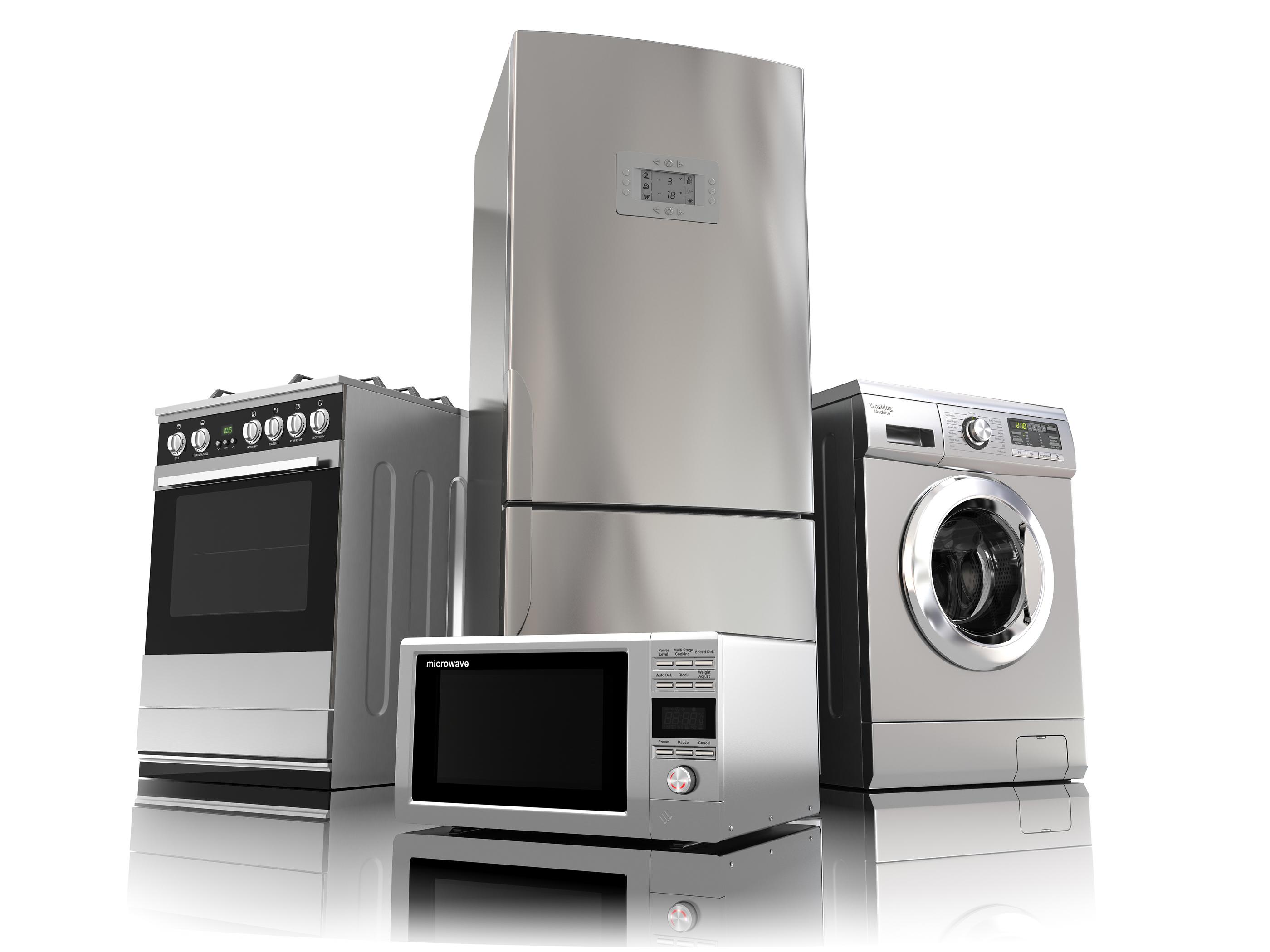 Servicios de reparación de electrodomésticos en Valencia